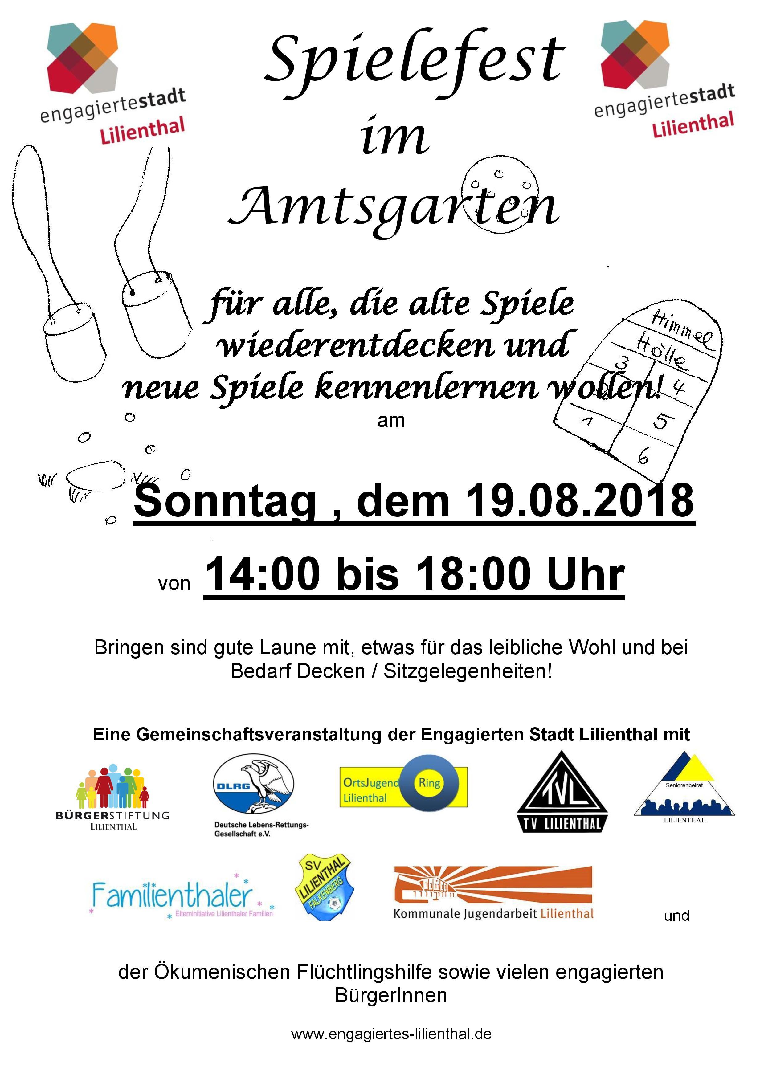 Spielefest 2018